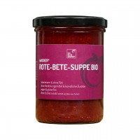 Wacker Rote-Bete-Suppe Bio, 400 ml